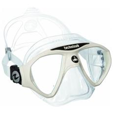 Aqualung Micromask Clear Sil / white Maschera Sub
