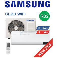 Climatizzatore Monosplit Inverter Cebu Wifi 9000 Btu R32 F-ar09cbu 2020