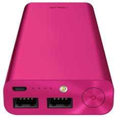 ZenPower Ultra Ioni di Litio Rosa batteria portatile