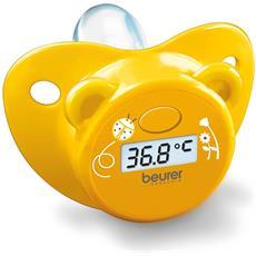 Termometro BY20 a Succhiotto Colore Giallo