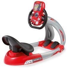 Pilot V8 Driver + Holder giocattolo per simulazione guida
