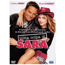 Dvd Tutta Colpa Di Sara