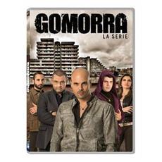 Dvd Gomorra - La Serie - Stag. 01 (4 Dvd)