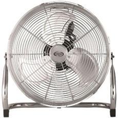 ARGO - Ventilatore da Tavolo SPEEDY Diametro 40 cm Colore Inox