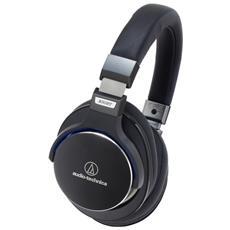 ATH-MSR7 Padiglione auricolare Stereofonico Cablato Nero auricolare per telefono cellulare