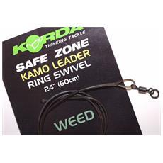 Kamo Leader Ring Swivel Gravel Unica Verde