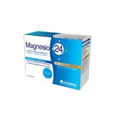 Magnesio 24 Integratore Alimentare 30 Arkocapsule Giorno + 30 Arkocapule Notte