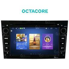 Autoradio Opel Corsa Meriva Vectra Antara Android Black Android 7.1 Gps Bt Octacore Gps Bt Usb Mp3