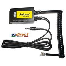 Recording Jack 3.5mm Nero cavo di interfaccia e adattatore