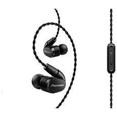 SE-CH5T Auricolare Stereofonico Cablato Nero auricolare per telefono cellulare