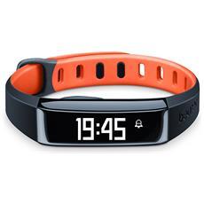 Activity Tracker AS 80 C Bluetooth per Fitness Colore Arancio - Europa