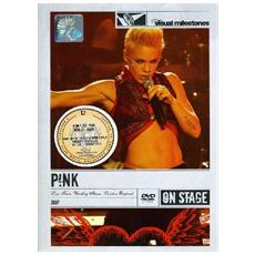 Pink - Live From Wembley Arena (Visual Milestones)