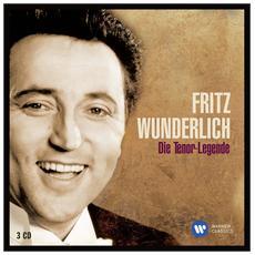 Fritz Wunderlich - Die Tenor (LE) (3 Cd)