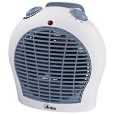 4F03 Termoventilatore Elettrico Caldobagno Potenza 2000 Watt con Termostato  Regolabile b078872db29
