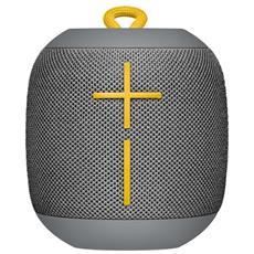 Speaker Wireless Portatile Wonderboom Bluetooth colore Grigio
