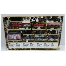 Set Di Treni Da Modelliismo - Descrizione In Foto