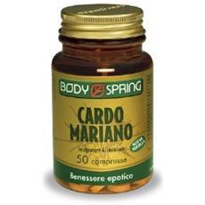 Body Spring Cardo Mariano 50 Compresse Angelini