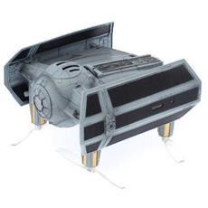 Drone Star Wars Tie Advanced X1 Colore Grigio