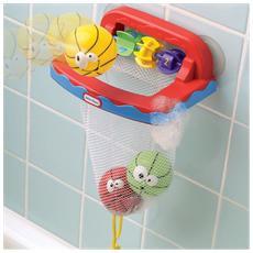 Little Champs Bathketball, Ragazzo / Ragazza, Multicolore, Plastica, CE, Blister