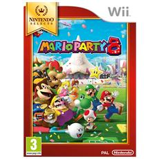 WII - Mario Party 8 Selects