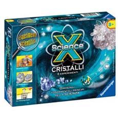 Scienze X Mini Cristalli 18787