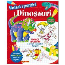 I dinosauri. Unisci i puntini