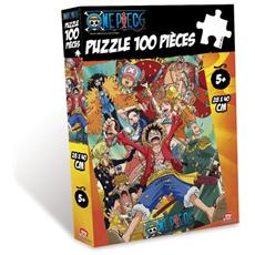 Puzzle 100 Pz Nuovo Mondo