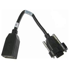 WA1002 Tether USB A Nero cavo di interfaccia e adattatore