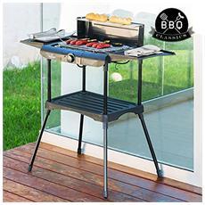 Barbecue Elettrico Con Gambe Yr4