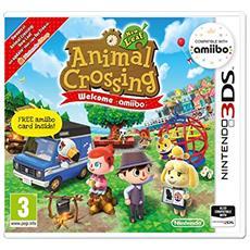 N3DS - Animal Crossing NL + Welcome Amiibo