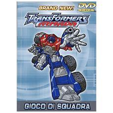 Transformers Armada #02