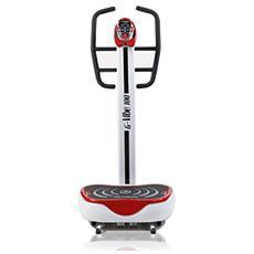 G VIBE 100 Pedana Vibrante Verticale 5 Programmi Fitness Bellezza