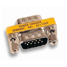 IADAP 736-15HD - Mini Gender Changer VGA DB 15 poli HD M / F