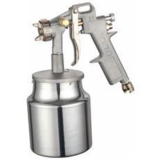 Aerografo Serbatoio Inferiore Maurer Ugello 1,5 mm Serbatoio 1000 cc in blister
