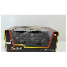 Modellino Auto - Spider - Nera- Scala 1:18