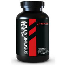 Muscle Creatine-nitrate 180 Cps Aumento Ossido Nitrico (no)
