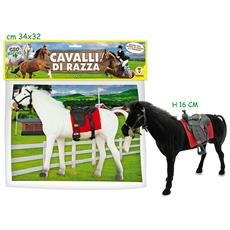 Cavallo Floccato Cm 27 2 Colori - Teorema (66405)
