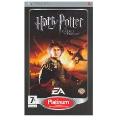 PSP - Harry Potter e il Calice di Fuoco