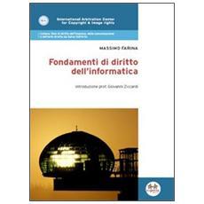 Fondamenti di diritto dell'informatica