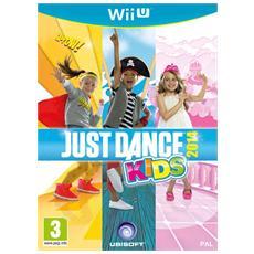 WiiU - Just Dance Kids 2014