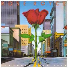 Rose Royce - Stronger Than Ever