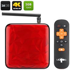 UT3S Mini PC Dual Boot (Red)