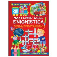 Maxi libro dell'enigmistica