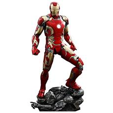 Avengers Age Of Ultron Qs Series Actionfigur 1/4 Iron Man Mark Xliii 49 Cm