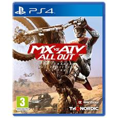 PS4 - MX Vs ATV All Out - Day one: DIC 18