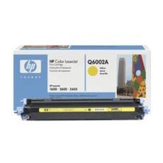 Q6002A, Giallo, , LaserJet 1600, LaserJet 2605, LaserJet CM1015 / CM1017