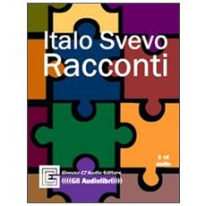 Racconti. Audiolibro. CD Audio