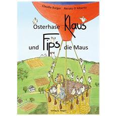 Osterhase Klaus und Fips, die Maus