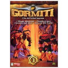 Dvd Gormiti - Stagione 02 #03