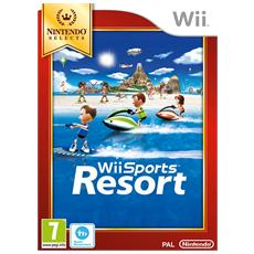 WII - Wii Sports Resort Selects